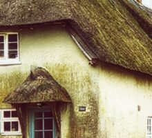 Little Thatched Cottage Sticker