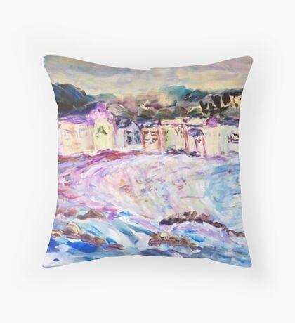 Rural Escape Throw Pillow