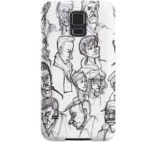 The Faces of San Francisco Samsung Galaxy Case/Skin