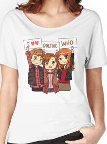 11th Doctor Squad Women's Relaxed Fit T-Shirt