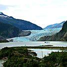 Mendendal Glacier by Dana Yoachum