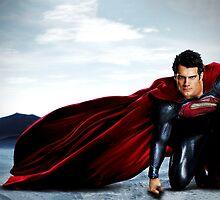 Superman by Pretre Amelie