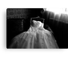 THE Dress. Canvas Print
