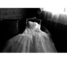 THE Dress. Photographic Print