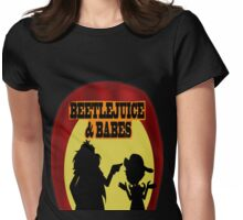 Beetlejuice and Lydia, Kenan and Kel style Womens Fitted T-Shirt