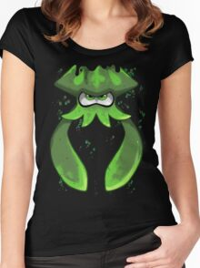 What Lurks Beneath The Ink Women's Fitted Scoop T-Shirt