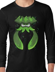 What Lurks Beneath The Ink Long Sleeve T-Shirt