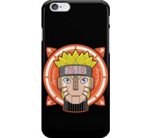 Mecha Naruto iPhone Case/Skin