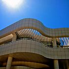 Getty Center, Los Angeles, CA by seanh