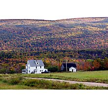 Cape Breton Homestead Photographic Print