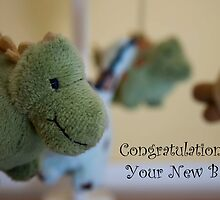 Congratulation on Your New Baby by KDPhotos