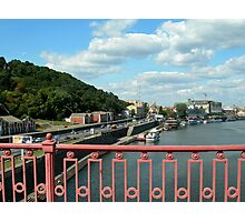 Kiev - Bridge Photographic Print