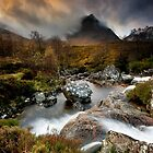 Scotland : Dragon&#x27;s Breath II by Angie Latham