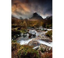 Scotland : Dragon's Breath II Photographic Print