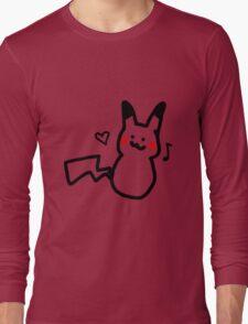 Pika Long Sleeve T-Shirt