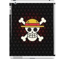Straw Hat Crew Member iPad Case/Skin