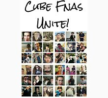 Cube Fnas Unite! Unisex T-Shirt