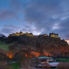 Edinburgh Castle by KitDowney