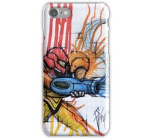 Metroid: Samus Aran iPhone Case/Skin