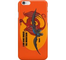 Toothless and Smaug - Dragon Crossover iPhone Case/Skin