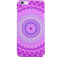 Pink Spice Mandala iPhone Case/Skin
