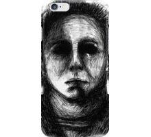 "Halloween ""I am the darkness"" iPhone Case/Skin"