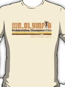 Mr. Olympia 1970 T-Shirt
