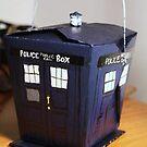 chinese box TARDIS by apam
