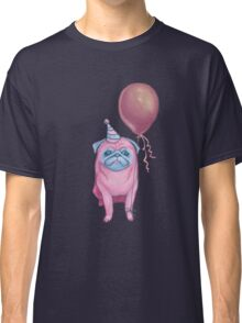 Party pug Classic T-Shirt