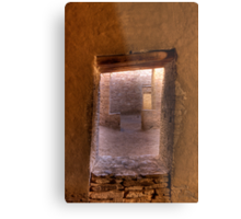 Chaco Rooms and Doors Metal Print