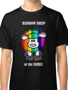 Rainbow Sheep of the Family Classic T-Shirt