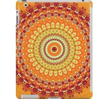 Orange Spice Mandala iPad Case/Skin