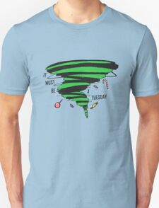 Supernatural: It must be a Tuesday! (Candy Version) T-Shirt