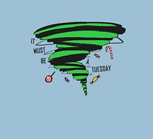 Supernatural: It must be a Tuesday! (Candy Version) Womens T-Shirt