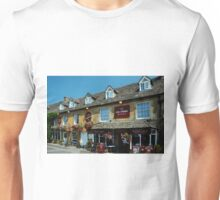Old Stocks Inn, Stow on the Wold, Cotswolds, England Unisex T-Shirt