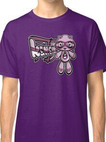 Adorable Mascot Tag Classic T-Shirt