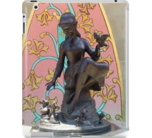 Cinderella and her Mousey Friends. iPad Case/Skin