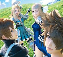Bravely Second!! by AlfredKamon