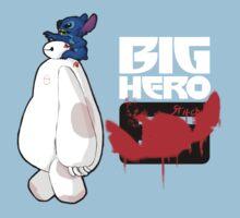 Big Hero Stitch Kids Clothes