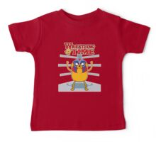 Wrestling time 2 Baby Tee