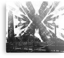 Dystopia 1 Metal Print