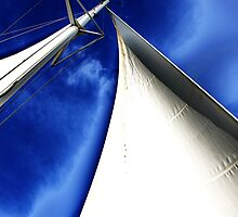 Masts up! - Darwin Harbour by ReVaMPed