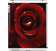 Blood Red.. iPad Case/Skin