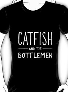 Catfish and the Bottlemen Logo T-Shirt