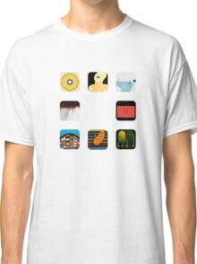 Now Apps What I Call Radiohead Classic T-Shirt