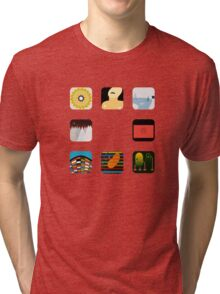 There's an app for that Radiohead Tri-blend T-Shirt
