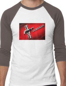 Mustang Men's Baseball ¾ T-Shirt