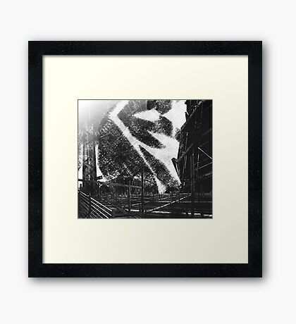 dystopia 2 Framed Print