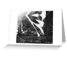 dystopia 2 Greeting Card