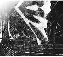 dystopia 2 Photographic Print